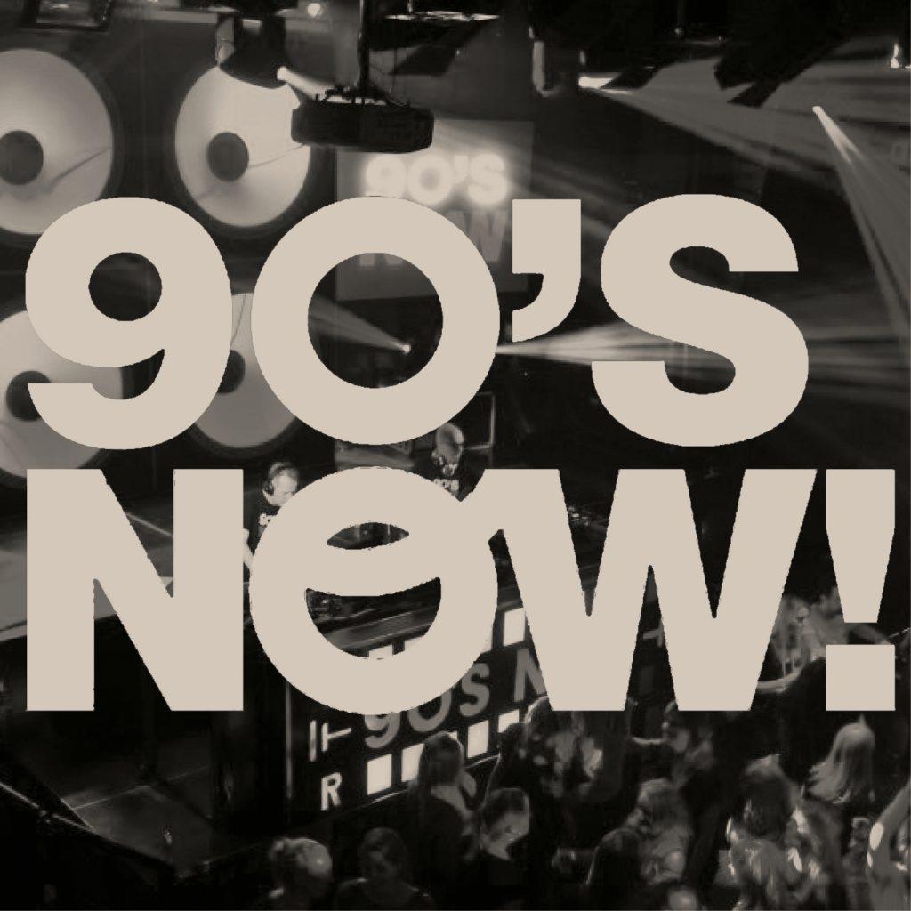 90's Now op KAFTIVAL